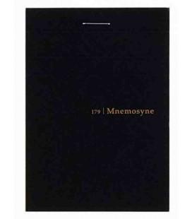 Maruman Mnemosyne Notebook N179A (Formato A7) - Quadretti di 5mm