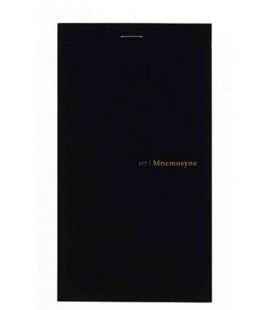 Maruman Mnemosyne Notebook N177A - Quadrillage 5 mm (les feuilles peuvent être divisées en deux)