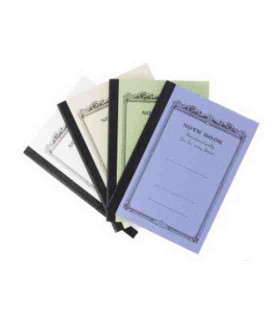 Apica CD5N Notebook - Format A7 (pack of 4 notebooks in 4 different colours)