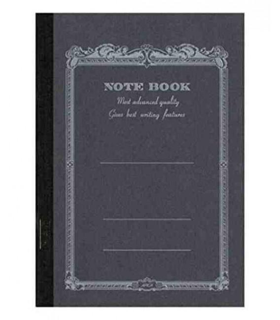 Apica CD15-BK Notebook (Tamaño B5 - Color negro - 68 páginas)