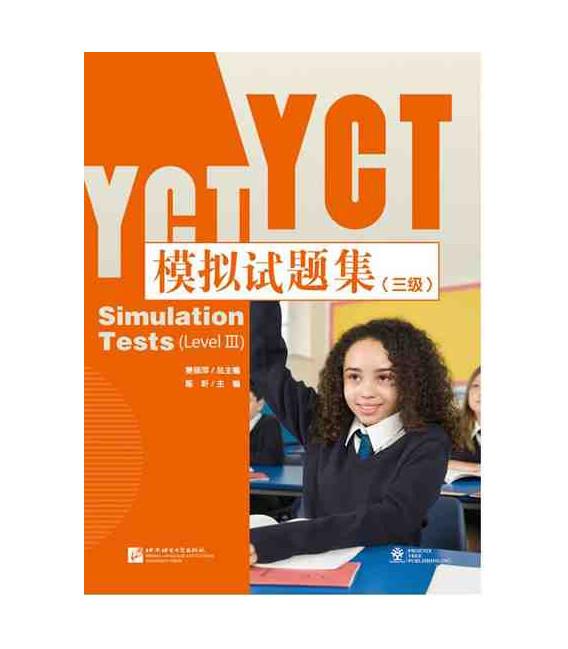 YCT Simulation Tests (Level 3) - (mit QR Code zum Audio-Download)