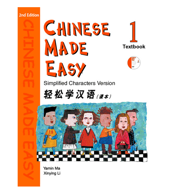 Chinese Made Easy 1 - Textbook (Incluye CD)