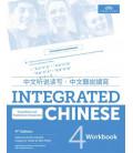 Integrated Chinese, Volume 4, Workbook (Taschenbuch, vereinfacht und traditionell)- 4.Auflage
