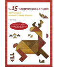 The 15-Tangram Book & Puzzle