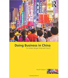 Doing Business in China (4.Auflage)