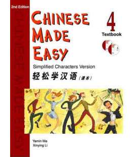 Chinese Made Easy 4 - Textbook (CD inklusive)