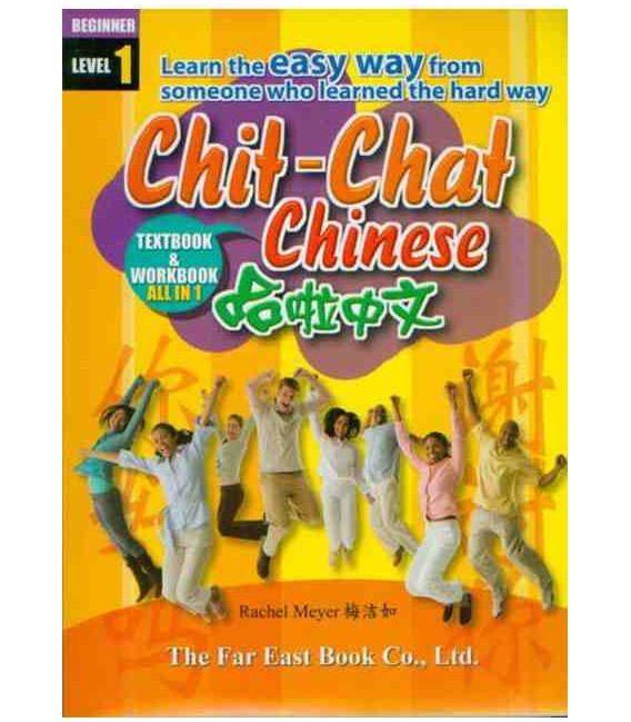 Chit-Chat Chinese (Simplified character) (1 Buch + 1 CD)