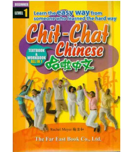 Chit-Chat Chinese - Simplified character- (1 libro + 1 CD)