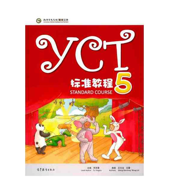 YCT Standard Course 5 (Incluye audio en Web) - YCT 4A