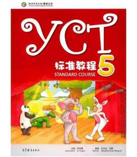 YCT Standard Course 5 (audio sur le web) - YCT 4A