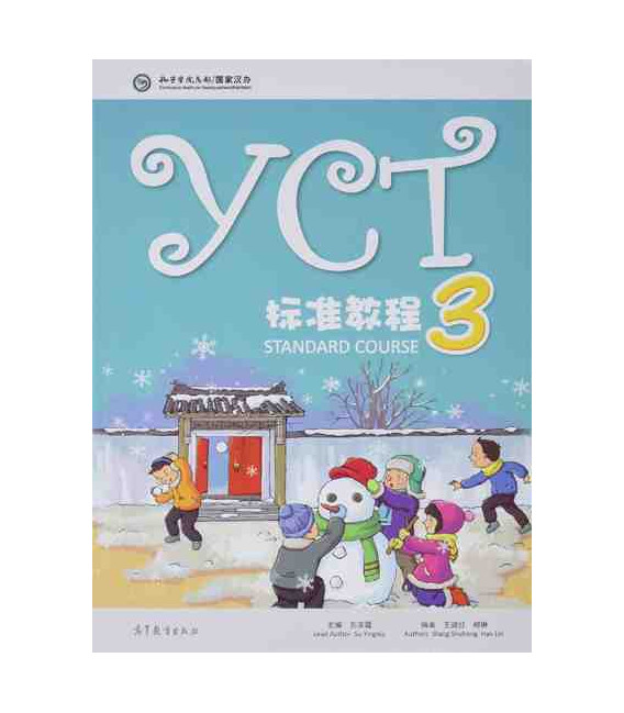 YCT Standard Course 3 (Incluye audio en Web) - YCT 3A