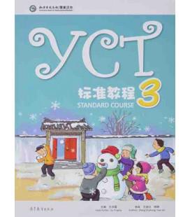 YCT Standard Course 3 (audios sur le web) - YCT 3A