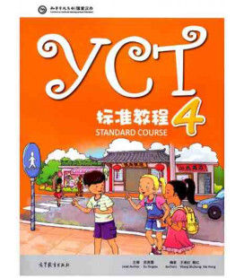 YCT Standard Course 4 (inkl. Audio-Dateien zum Download) - YCT 3B