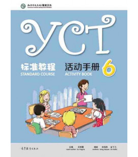YCT Standard Course 6 - Activity Book (YCT4B)