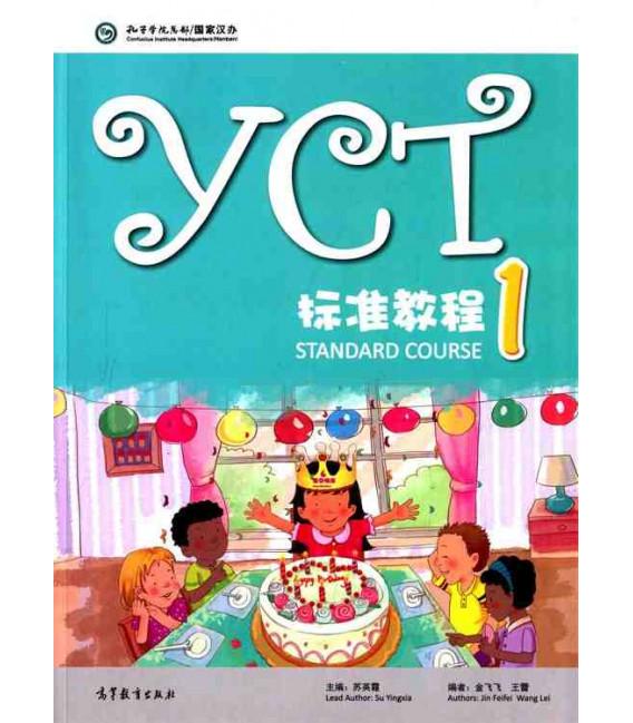 YCT Standard Course 1 (Incluye audio en Web) - YCT 1
