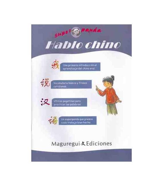 Hablo chino (Incluye CD)