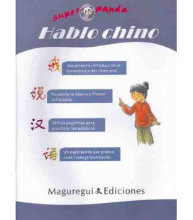 Hablo chino (CD inclus)
