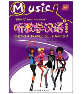 Chino a través de la música (CD-ROM inclus)