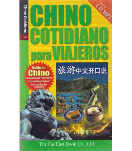 Chino cotidiano para viajeros (CD inklusive MP3)