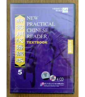 New Practical Chinese Reader 5. - CD Textbook