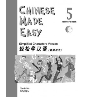 Chinese Made Easy 5 - Teacher's book (CD included)