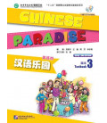 Chinese Paradise - Textbook 1 - 2nd Edition - English Edition (CD Included)