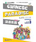 Chinese Paradise - Workbook 3 - (2nd Edition) - Incluye CD