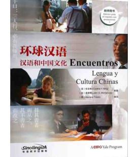 Encuentros 1 - Lengua y Cultura Chinas - Libro del Profesor (Incluye Código de Vídeo y Audio)