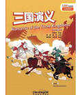 Rainbow Bridge Graded Chinese Reader - Romance of the Three Kingdoms (Level 5- 1500 Words)