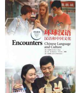 Encounters 3 - Student Book- Versión Sinolingua + Yale- (mit Zugangscode für Audios und Videos)
