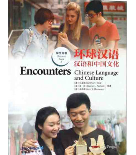 Encounters 3 - Student Book- Versione Sinolingua + Yale- (Codice di video e audio incluso)