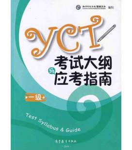 YCT Test Syllabus & Guide Level 1 (Edición 2016) Incluye descarga de audios