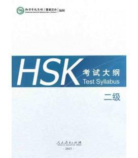 HSK Test Syllabus & Guide Level 2 (Edición 2015)