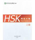 HSK Test Syllabus & Guide Level 3 (Edición 2015) Incluye descarga de audios