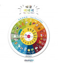 Magic Pinyin Wheel (21 cm. di diametro)