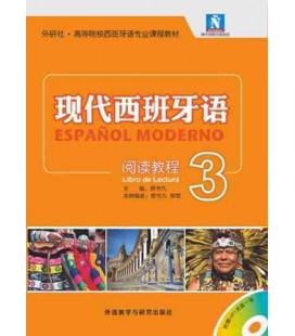 Español Moderno 3 (Edición revisada) - Libro de lectura - Incluye CD