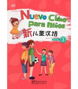 Nuevo Chino para niños 3 (QR code for audios)