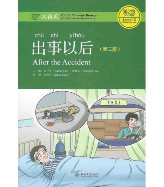 After the Accident - Level 2: 500 words- 2nd edition (Audio en código QR)