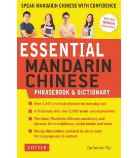 Essential Mandarin Chinese - Phrasebook & Dictionnary