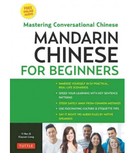 Mandarin Chinese for Beginners- Second Edition (inkl. Audio-Dateien zum Download)