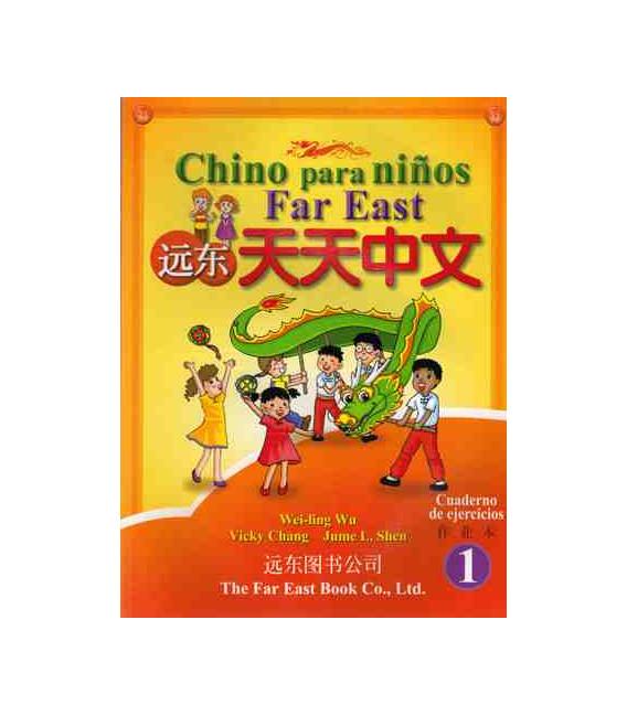 Chino para niños Far East 1- Libro de ejercicios