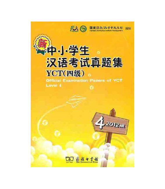 Official Examination Papers of YCT Level 4- Edición 2012 (CD incluso)