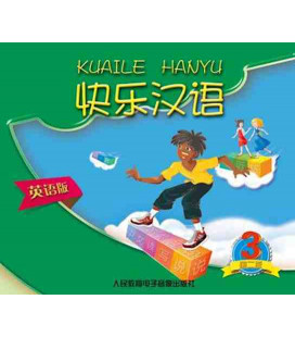 Kuaile Hanyu (2nd Edition) Vol 3 - 2CDs