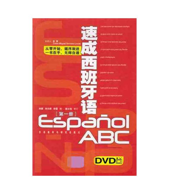 Español ABC - Pack Manuel + cahier d'exercices + CD MP3 + 3 DVD