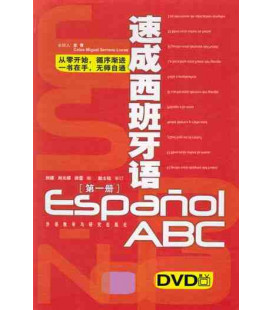 Español ABC - Pack Manuel + cahier d'exercices + CD MP3 + 3 DVD