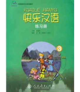 Kuaile Hanyu Vol 3 - Workbook