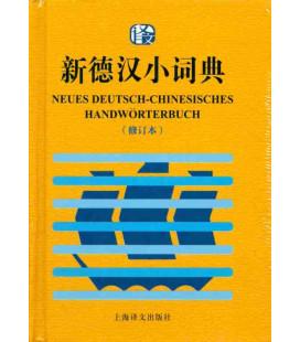 Neues Deutsch-Chinesisches Handwörterbuch