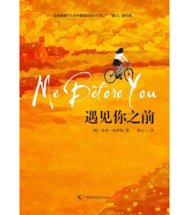 Jojo Moyes - Me Before You (Chinese version)