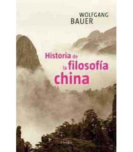 Historia de la filosofía china (Geschichte der chinesischen Philosophie)