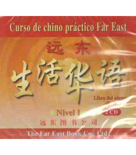 Curso de chino práctico Far East 1 - Pack de 2 CD du livre de l'étudiant